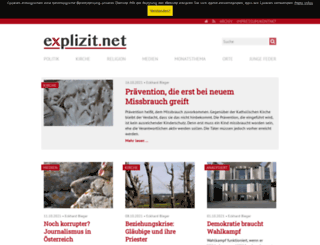 explizit.net screenshot