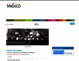explorandomexico.com.mx screenshot