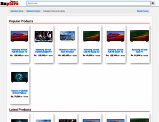 explore.ideabeam.com screenshot