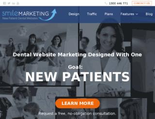 explore.smilemarketing.com screenshot