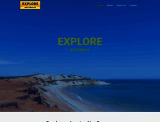 exploreaustralia.net.au screenshot