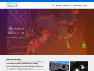 explorecml.org screenshot