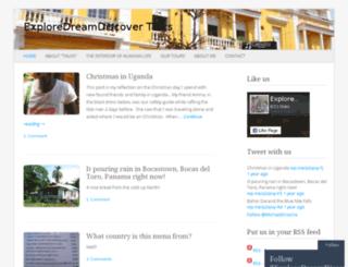exploredreamdiscovertours.me screenshot