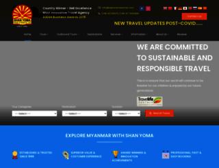 exploremyanmar.com screenshot