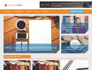 explorewms.com screenshot