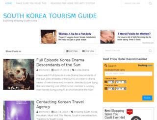 exploringsouthkorea.com screenshot