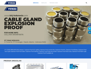 explosion-proof-led.indonetwork.co.id screenshot