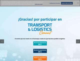 expo-carga.com screenshot