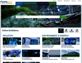 expo21xx.com screenshot