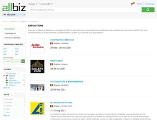 expobe.all.biz screenshot