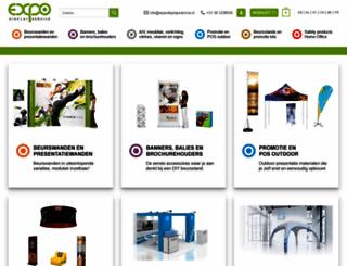expodisplayservice.nl screenshot