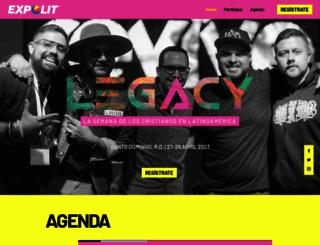expolit.com screenshot