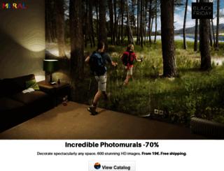 expomural.com screenshot