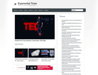 exponentialtimes.net screenshot