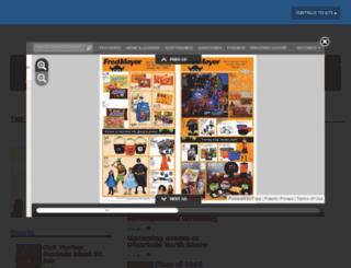 exponentnews.com screenshot