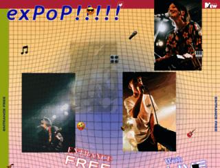 expop.jp screenshot