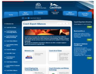 export-alliances.com screenshot
