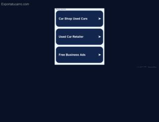exportatucarro.com screenshot