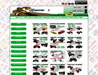 exportpro.biz screenshot