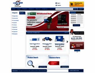 expotechusa.com screenshot