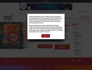 expowest.com screenshot