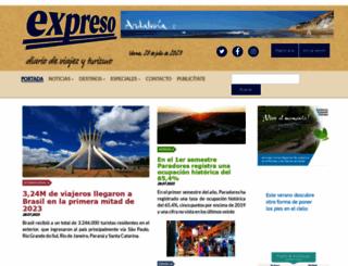expreso.info screenshot