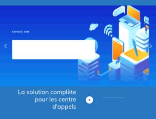 express-telecom.com screenshot