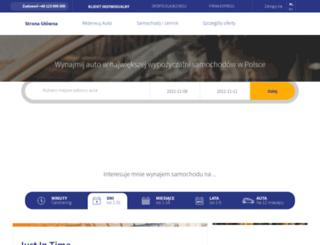 express.pl screenshot