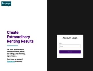 express.respage.com screenshot