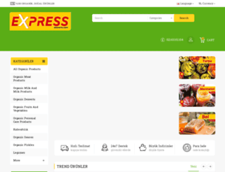 expressalisveris.com screenshot