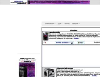 expressaprohirdetes.multiapro.com screenshot