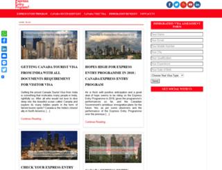 expressentryprograms.com screenshot