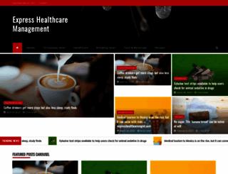 expresshealthcaremgmt.com screenshot
