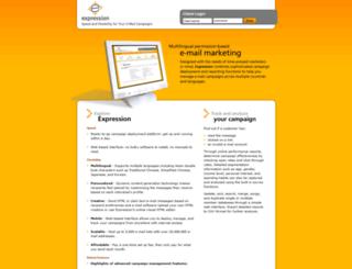 expression.com screenshot