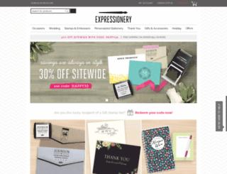 expressionery.com screenshot