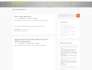 expressionlink.com screenshot