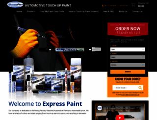 expresspaint.com screenshot