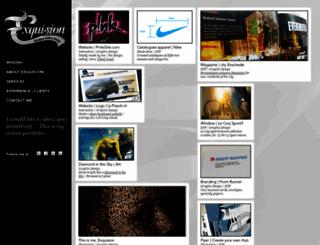 exquision.com screenshot
