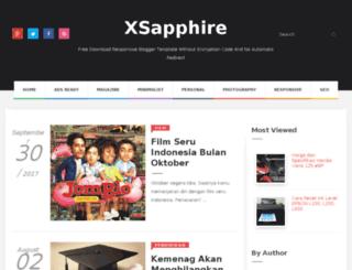 exsapphire.blogspot.com screenshot