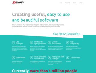 exswap.com screenshot