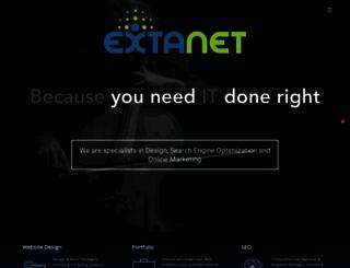 extanet.com screenshot