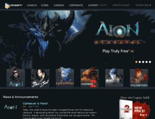 exteel.com screenshot