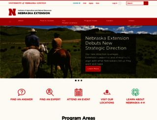 extension.unl.edu screenshot