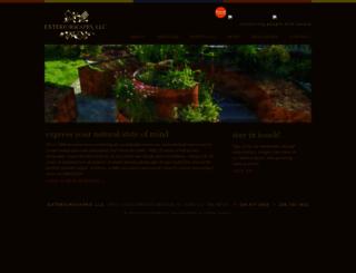 exteriorscapes.com screenshot