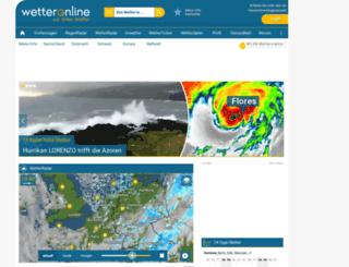 extern.wetteronline.de screenshot