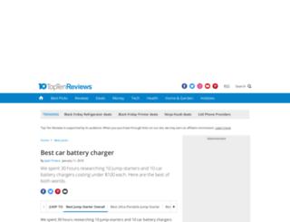 external-battery-pack-review.toptenreviews.com screenshot