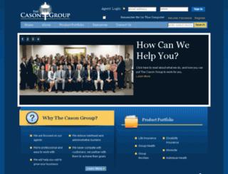 external.thecasongroup.com screenshot