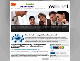 externalizare-servicii.blogspot.com screenshot