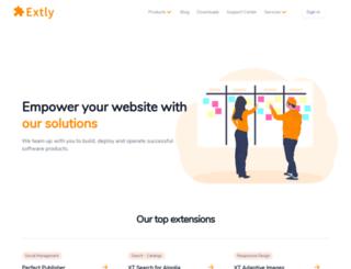 extly.com screenshot