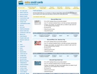 extracreditcards.com screenshot